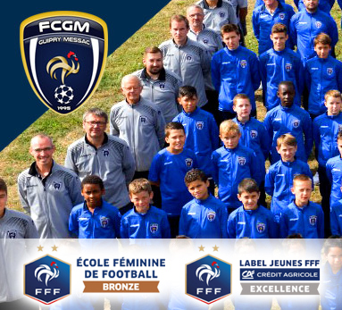 Académie FC Guipry Messac